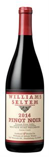 Williams Selyem Pinot Noir Westside Road Neighbors 2014...